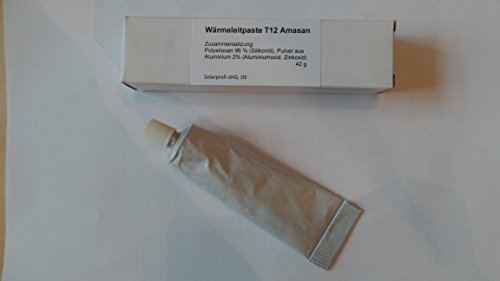 Wärmeleitpaste Wärmeleit Paste amasan T12 35g Tube Thermische Paste Kühlpaste