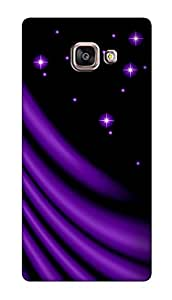 SWAG my CASE PRINTED BACK COVER FOR SAMSUNG GALAXY A7 2016 Multicolor