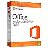 Picture Of Microsoft Office 2016 Professional Plus for Windows 7 / 8 / 10 PC - Product Key - Delivered via Tracked Post