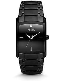 Fossil End of Season Diamond Analog Black Dial Men's Watch - FS4159
