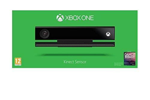 Official Xbox One Kinect Sensor (Refurbished) by Microsoft (Xbox Refurbished Kinect)
