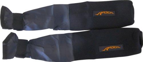 Quantum Erwachsene Taschen und Futterale Schutzhüllen Radical Rod Protector Set Taschen & Futterale, Mehrfarbig Protector Set