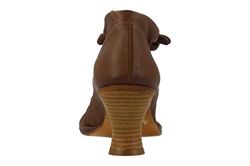 NEOSENS Schuhe Rococo S607 Soft Brown Leder Braun
