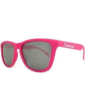 Gafas de sol Knockaround Classic Premium Hot Pink / Smoke