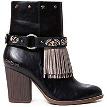 DESIGUAL Soren Botines/Low Boots Mujeres Negro Botines