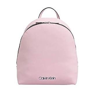31ZUZRtk5GL. SS324  - Calvin Klein - Bolso mochila para mujer Rosa Rosa 26/28 x 25 x 11 cm