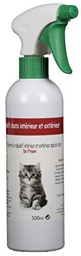 Répulsif chats intérieur et extérieur - 500 ml