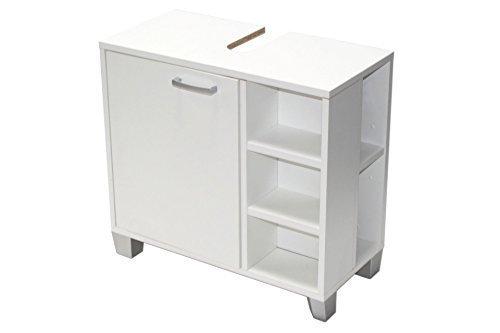 Waschbeckenunterschrank | Waschtischunterschrank | Badschrank | Bad Möbel | Frozen