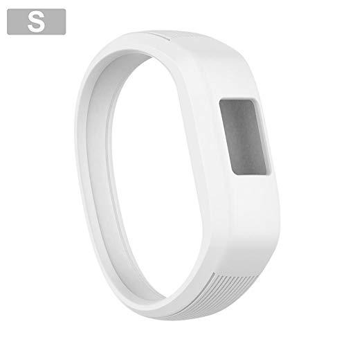 Ljourney Ersatzarmband-Handgelenksriemen Ersatzes abnehmbares, wasserdichtes Silikonarmband für die Armbanduhr Smart Bracelet