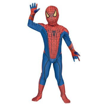 Kinder The Amazing Kostüm Man Spider (The Amazing Spider Man - Child - L 95045L (japan)