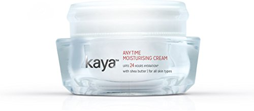 Kaya Clinic Anytime Moisturising Cream, Shea and Kokum butter enriched moisturizer, 50 ml