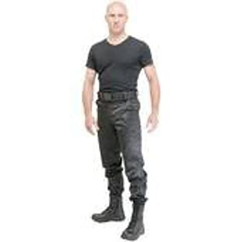Pantalon GK intervention - Noir,bleu marine mat - bleu marine