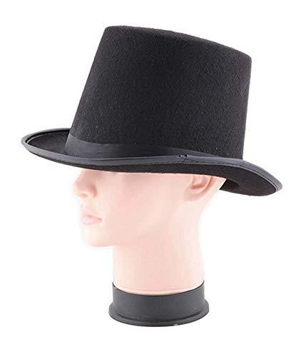 Accessoire de costume de chapeau de sorcière d'Halloween pour la fête de Noël de Halloween, L5