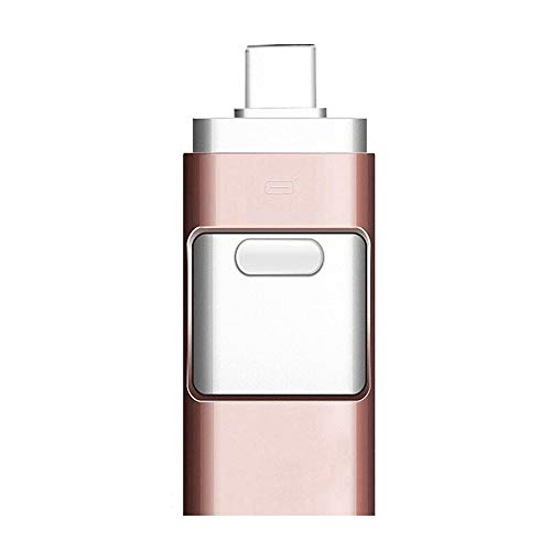 MMPY USB-Sticks Speicher für große Speicherkapazitäten für Computer-Memory-Sticks Externe Festplatte Telefon-Foto-Backup-Thumb-Laufwerk USB Memory (größe : 64GB) (Refurbished Mini 64gb Ipad)