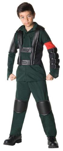 Rubies Kost-me 185245 Terminator 4 Deluxe John Connor Kinderkost-m Large - Terminator Kostüm Kinder