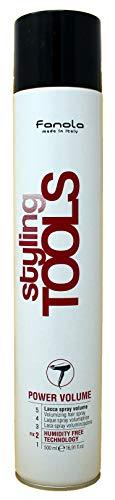 Fanola Styling Tools Power Volume - Volumizing hair spray, 500 ml -