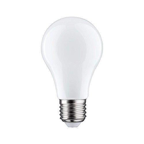 Paulmann 28331 LED AGL Leuchtmittel 6Watt Allgebrauchslampe E27-Sockel Opal 230V 2.700K Warmweiß 550 Lumen