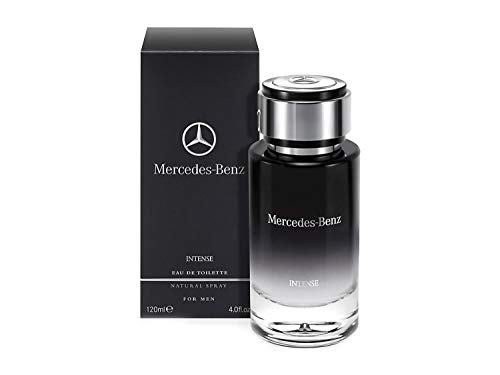 Mercedes-Benz Intense For Men Eau de Toilette Intense Nat. Spray, 120 ml