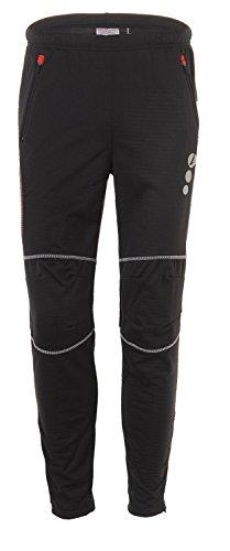 4ucycling Pantalones Deportivos Cortavientos al Aire Libre para los Deportes