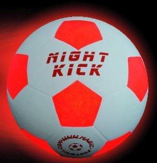 Balón Fútbol se Ilumina: El Original NIGHT