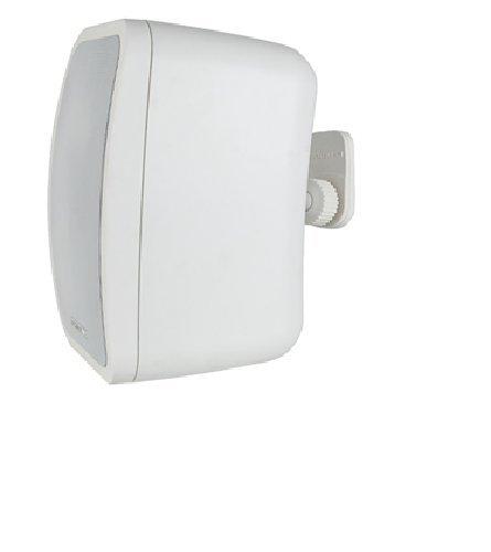 Yamaha NEO50IW - Altavoz pasivo (100 dB, woofer 5', Tweeter 0.5') Blanco