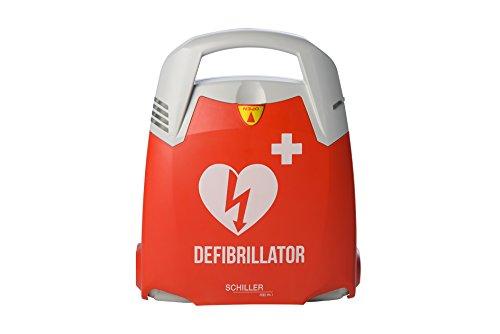 Schiller FRED PA-1 AED Defibrillator Halbautomatisch Deutsch