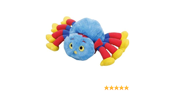 """New Woolly And Tig Spider Woolly 14/"""" Soft Plush Doll Toy Kid/'s Gift M"""