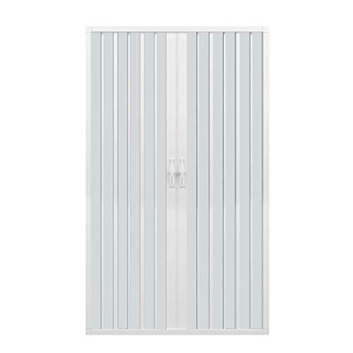 Porte paroi de douche en Plastique PVC mod. Vergine 110 cm avec ouverture centr