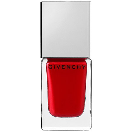 Givenchy Make-up Nägel Le Vernis Nr. 6 Carmin Escarpin 10 ml