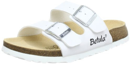 Betula Boogie , Chaussures mixte adulte Blanc-TR-SW237