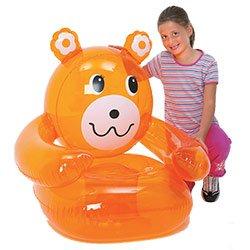 Poltrona sedia ciambella gonfiabile bambino mare piscina casa giardino 75024