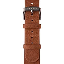 Meller Nag Camel - Unisex Leather Watch Strap