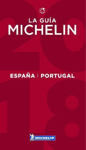 La guía MICHELIN España & Portugal 2018 (La guida Michelin)