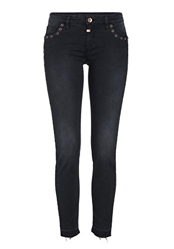 Timezone Tight Aleena, Mutande Donna Schwarz (Washed Black 9091)