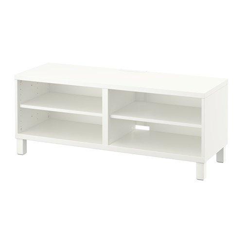 Ikea Meuble TV, Blanc 14202.2058.1030