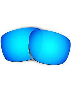 Hkuco Plus Replacement Lenses For Oakley Sliver - 1 pair Combo Pack