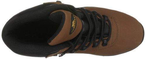 Trespass  Velik, Chaussures de randonnée hommes Marron-V.5