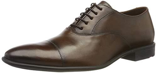 LLOYD Herren NOREN Oxfords, Braun (Dark Brown 5), 45 EU - 2 Dark Brown Schuhe