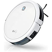 Eufy RoboVac 11, High Suction, Self-Docking, Self-Charging Robotic Vacuum Cleaner with Drop-Sensing Technology, Designed for Hard Floor and Thin Carpet (Certified Refurbished)