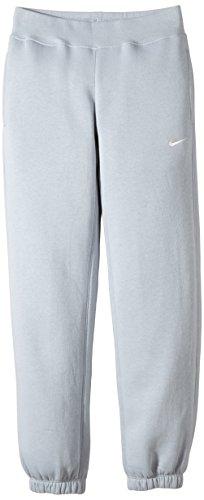 Nike Mädchen Hose N40 Brushed Fleece Cuffed, Light Magnet Grey/Sail, XL, 619484 Preisvergleich