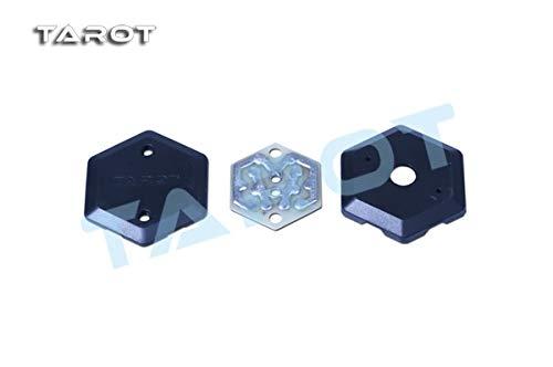 Laliva Part & Accessories Tarot RC Carte de Distribution électrique X4 X6 X8 Pliable Carbone Quadcopter Pièces Cadre Octocopter FPV Esc Drone Accessoires - (Couleur : 1 pour Quadcopter)