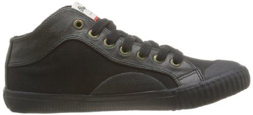 Pepe Jeans Industry, Damen Sneaker Schwarz - Noir (999 Black)