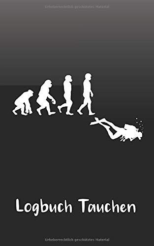 Tauchen Logbuch: Gerätetauchen   Tauchen Dive Log. Platz für 100 Tauchgänge auf vorgedruckten Seiten für Taucher