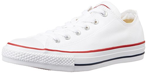 Converse Unisex Optical White Canvas Sneakers – 11 UK 31ZWYNk6m4L