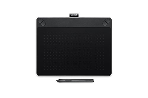 Wacom Intuos 3D   Tableta gráfica, color negro