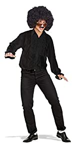 Folat 21960-Disco Camiseta Negro Talla Media/Grande