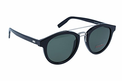 Christian Dior - BLACK TIE 231S, Rechteckig, Acetat, Herrenbrillen, SHINY DARK HAVANA BLACK/DARK BLUE(KVX/KU), 51/21/150 (Dior Havana Christian Sonnenbrille)