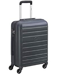 3e5c10845 Delsey - peric - trolley da cabina ryanair 55 cm rigido 4 ruote tsa nero cod