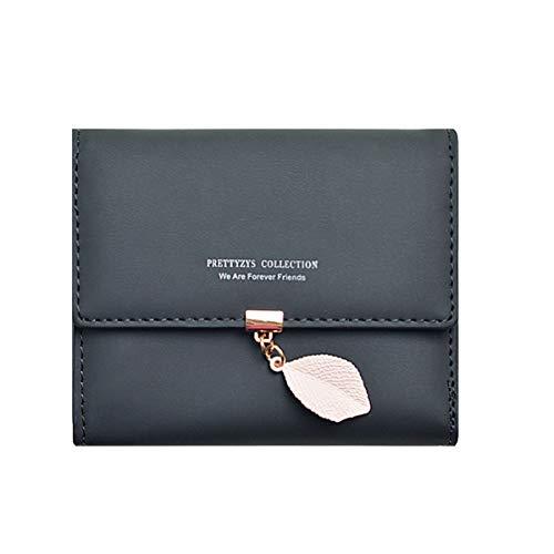 VOHONEY, Portafogli Nero Women's Wallet for Black small