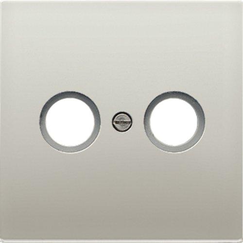 Jung acero - Placa televisión serie acero